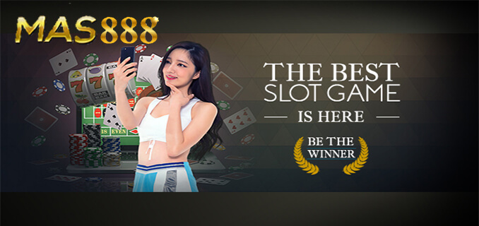 Mas888 Slot